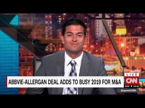 AbbVie Buys Allergan For $63 Billion