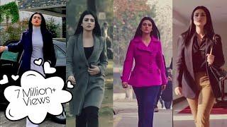❥Tu Cheez Badi Hai Mast || Sara Khan as Miral vm || Sabaat