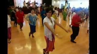 Kicir Kicir - Line dance (by Budi Satrio & Wenarika)