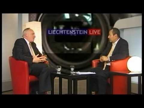 Liechtenstein Live mit Prof. DI MAAS Peter Dröge