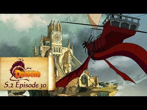 Chasseurs de dragons  Ep30  L'ilot trésors