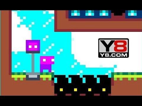 J-J-Jump - Nitrome Y8 Games Retro Style