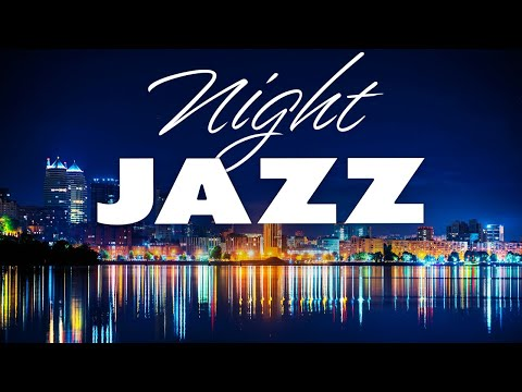 Traffic Night - Smoth Piano JAZZ Playlist - Background Remix JAZZ Music