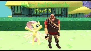 Heavy and Fluttershy part 6: Meet the Applejack