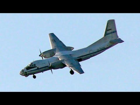 Афганский заход Ан-30 / Московская область - Кубинка 2020