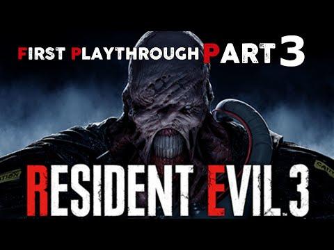 Resident Evil 3 First Playthrough Part 3