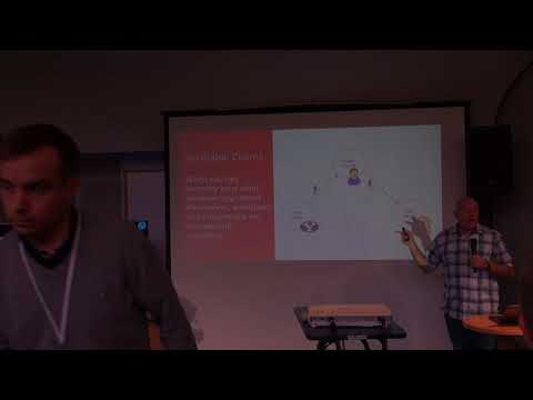 Phil Windley - A Global, Public Network for Self-Sovereign Identity, MyData 2017
