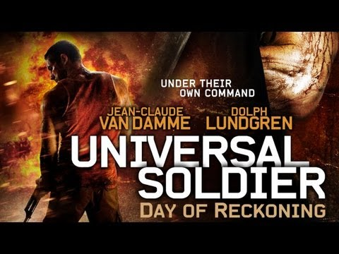 Universal Soldier Day of Reckoning Trailer - Jean-Claude Van Damme, Dolph Lundgren