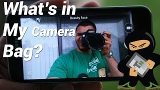 What's In My Camera Bag? thumbnail