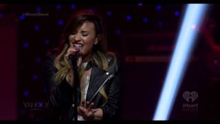 Demi Lovato - Give Me Love (iHeartRadio Live)