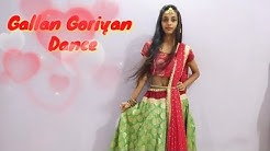 #GallanGoriyan   Gallan Goriyan Dance || John Abraham, Mrunal || Ayushi Madlani choreography.