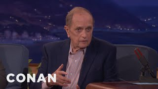 Bob Newhart Remembers His Friend Don Rickles  - CONAN on TBS