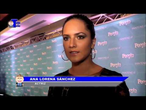 Ana Lorena Sánchez afirma que se divierte y lo disfruta los besos de Christian Meier