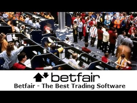 Betfair - The best trading software options