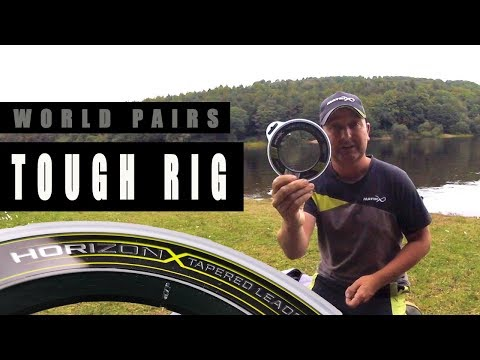 €10,000 WORLD PAIRS LIVE MATCH FILMING - TOUGH FEEDER FISHING RIG