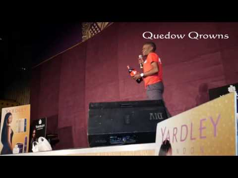 Baba Tencen Live At Hicc Harare Dances To Wondidii By Quedow Qrowns