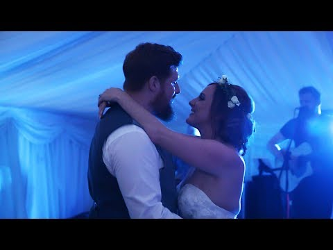 Taz and Ash's Wedding Video at Shieldhill Castle