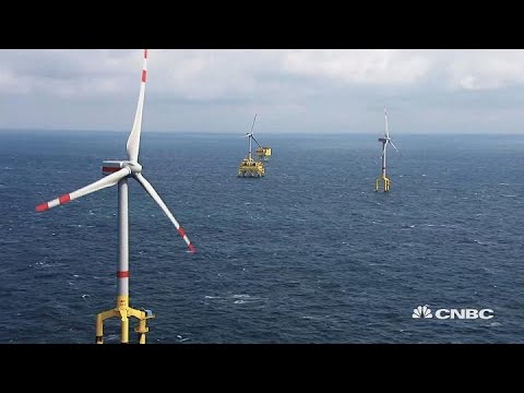 In the coming years, Europe could be home to a vast wind power hub | Sustainable Energy