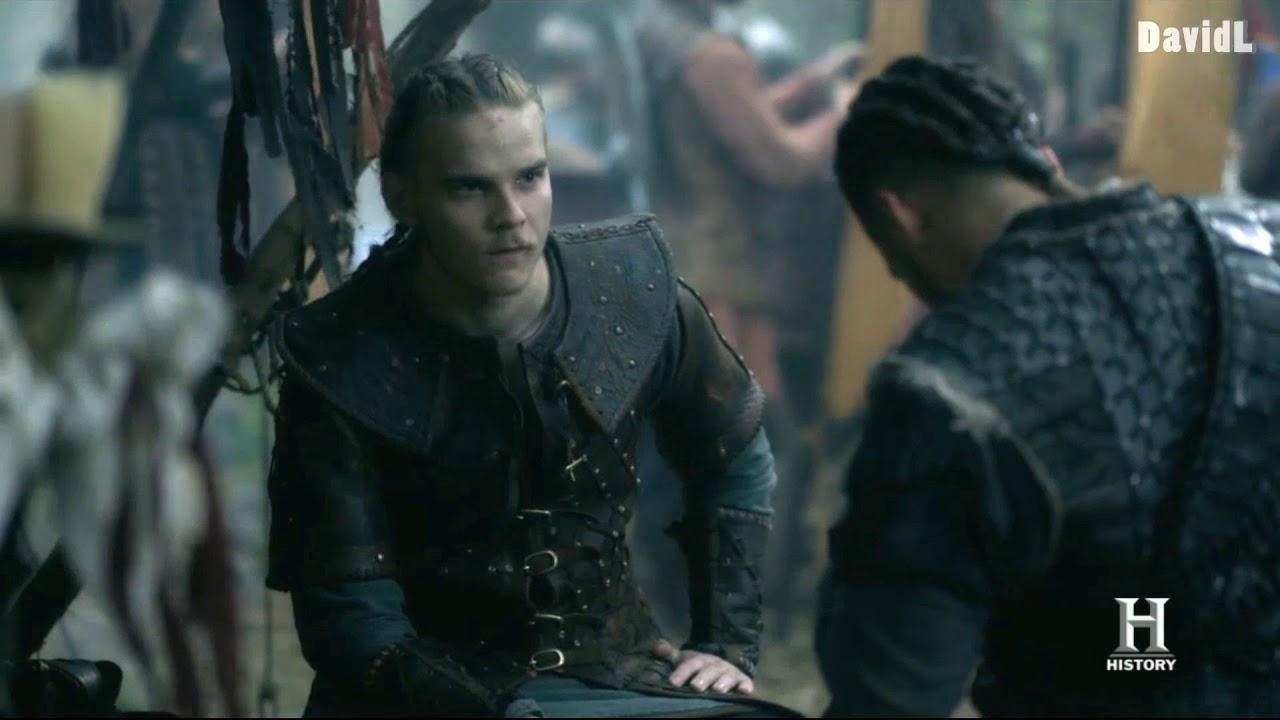 Vikings : Ivar and Hvitserk Speak (Season 5 / Series 10) HD 1080p