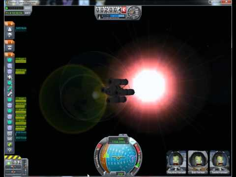 Ksp 0.16 - orbital rendezvous and space station crew transfer