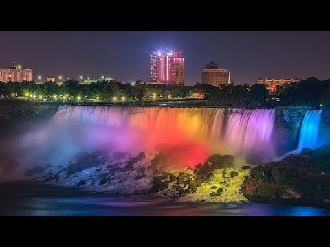 Unbelievable Latest Niagara Falls Night View And Maid Of The Mist Don T Miss The End Niagarafalls