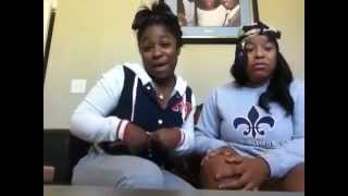 Ratchet Girl Anthem Cover by Reginae Carter