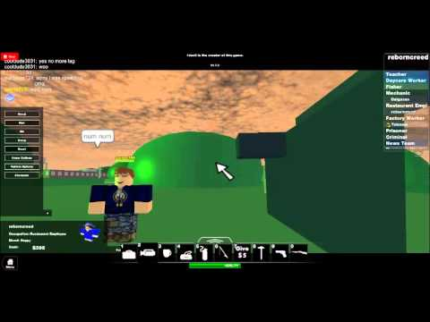 Jerry Harry Plays Roblox:The Doom Forest Part 1