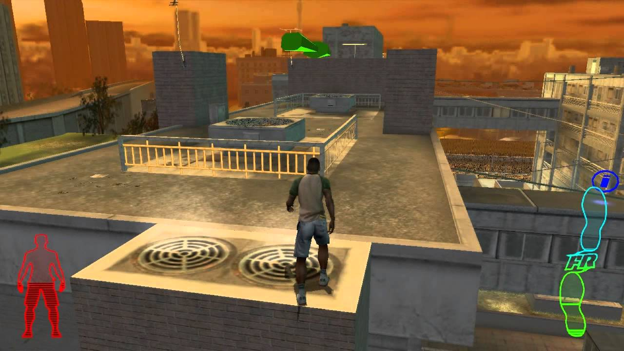 [FREE RUNNING-PARKOUR] GAMEPLAY+LINK DOWNLOAD - YouTube