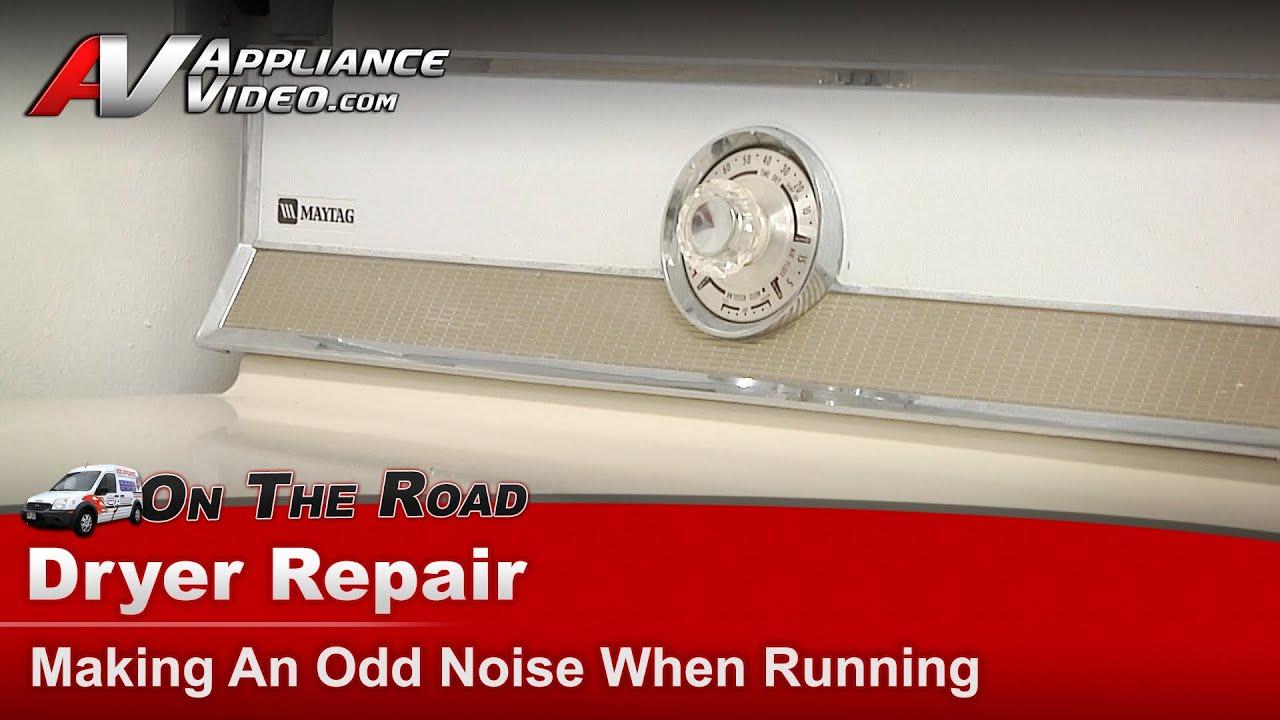 Maytag Dryer Repair Making An Odd Noise When Running Lde390 Diagram