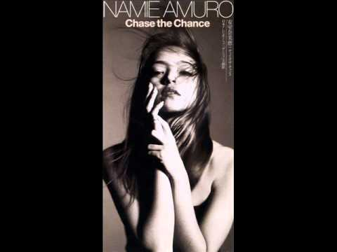 Namie Amuro - Chase The Chance - Single Cover - Photo Analysis
