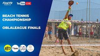 Beach Tennis Championship | Finals