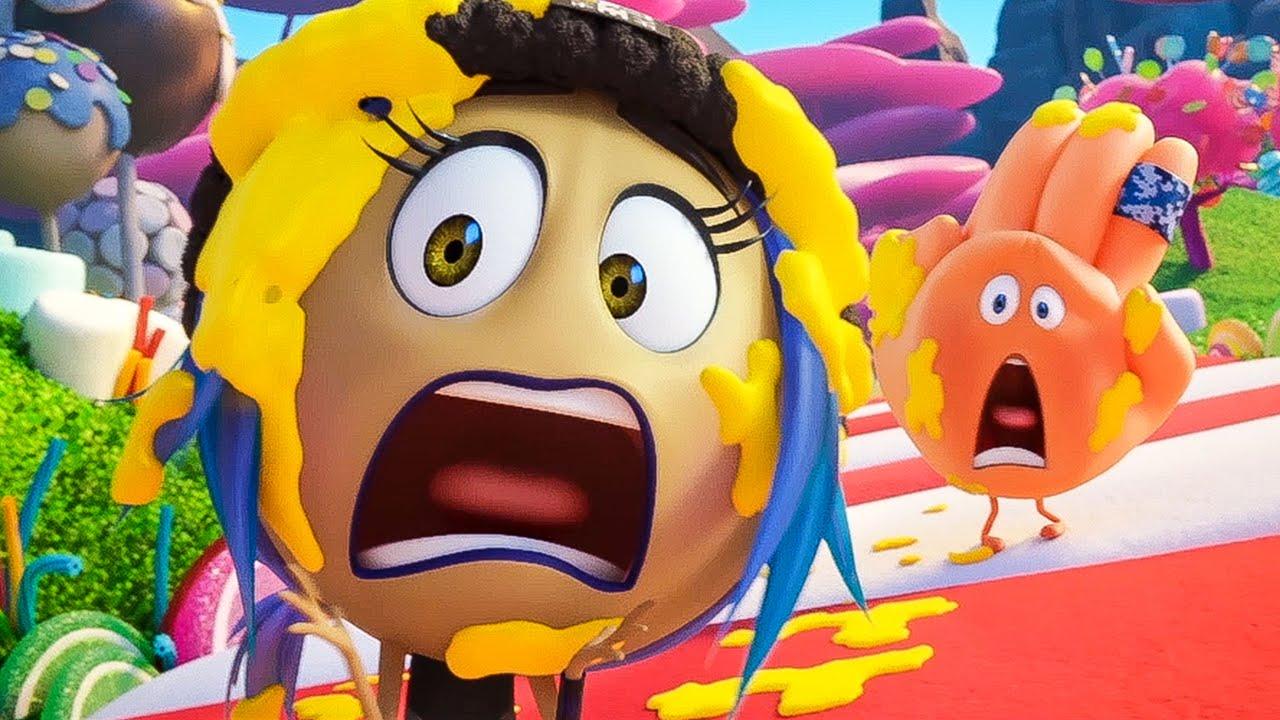 Resultado de imagen para emoji the movie