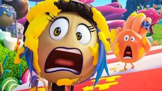 THE EMOJI MOVIE 'Candy Crush' Movie Clip + Trailer (2017)
