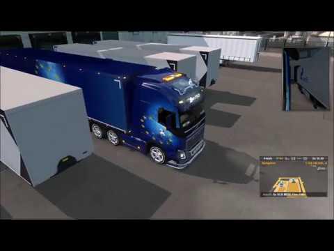 Euro Truck Simulator 2 (1.32.2.34s) - Beta - Update