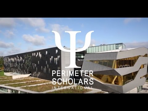 Perimeter Scholars International: A Different Kind of Master's Program