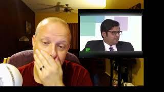When Arnab Goswami Awesomely Replied to Western Media