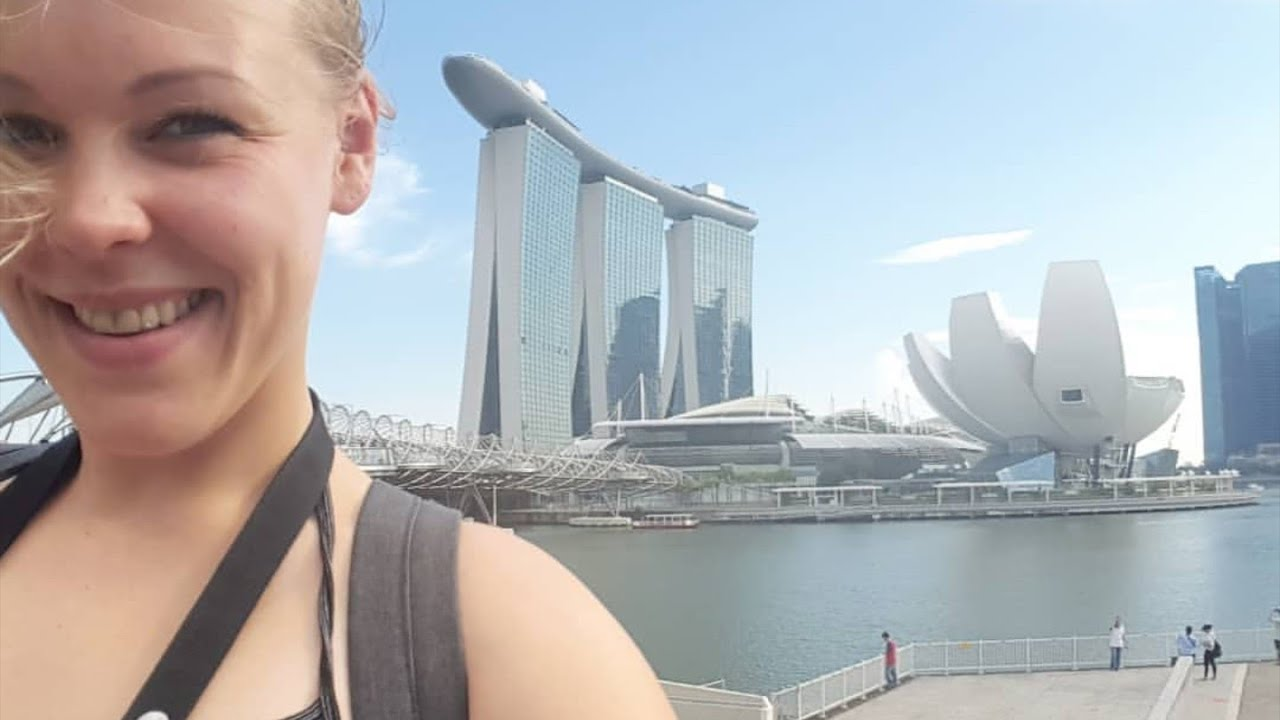 #2 Lost in Singapore 😯