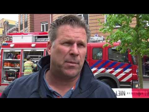 Grote uitslaande brand in centrum Hilversum onder controle