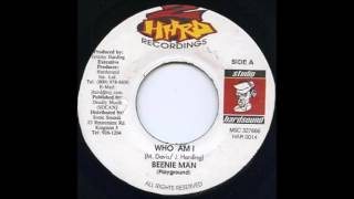 Who am i -  Beenei man  (INSTRUMENTAL)  Playground Riddim