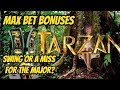 SWING OR A MISS? MAX BET BONUSES