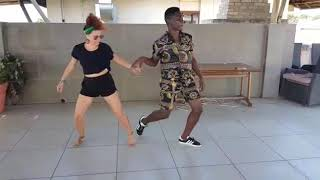 Raduš in Angola / workshop with Adilson Maiza