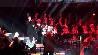 Mozart l`Opera Rock le Concert - Quand le rideau tombe