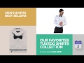 Our Favorites Tuxedo Shirts Collection Men's Shirts Best Sellers