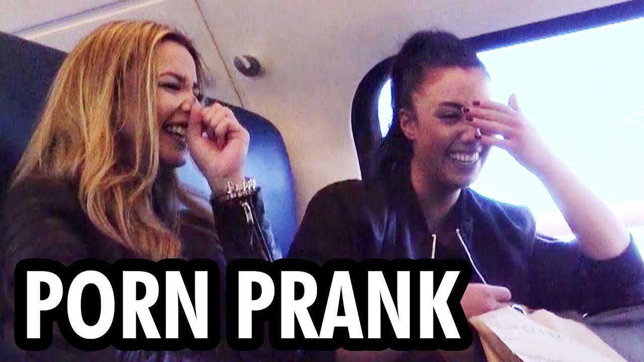 porn prank