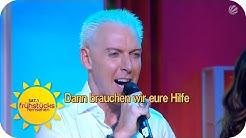 Talk und Karaoke mit H.P. Baxxter - 20 Jahre Hyper, Hyper! | SAT.1 Frühstücksfernsehen