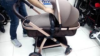 Baby Home  Travel Sistem Bebek Arabası (ESKİ MODELDİR)!! Yeni Modelleri İçin Bilgi Alınız