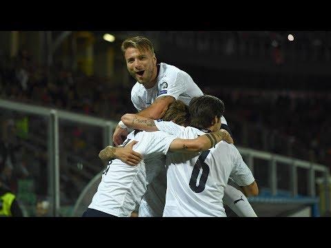 Highlights: Italia-Armenia 9-1 (18 novembre 2019)