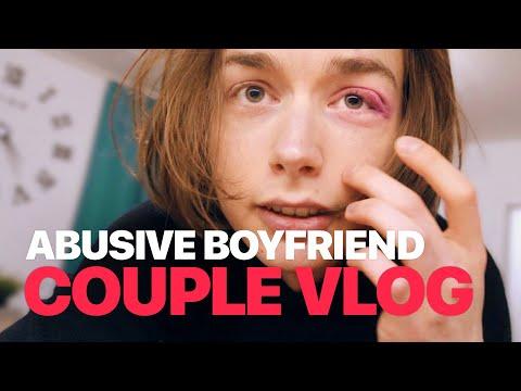 My Boyfriend Beat Me Up! — Couple VLOG