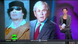 Media Worships Bush Family on Veterans Day | Weapons of Mass Distraction