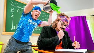 13 FUNNY Ways To PRANK Your TEACHER!